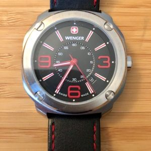 Men's wenger Swiss watch